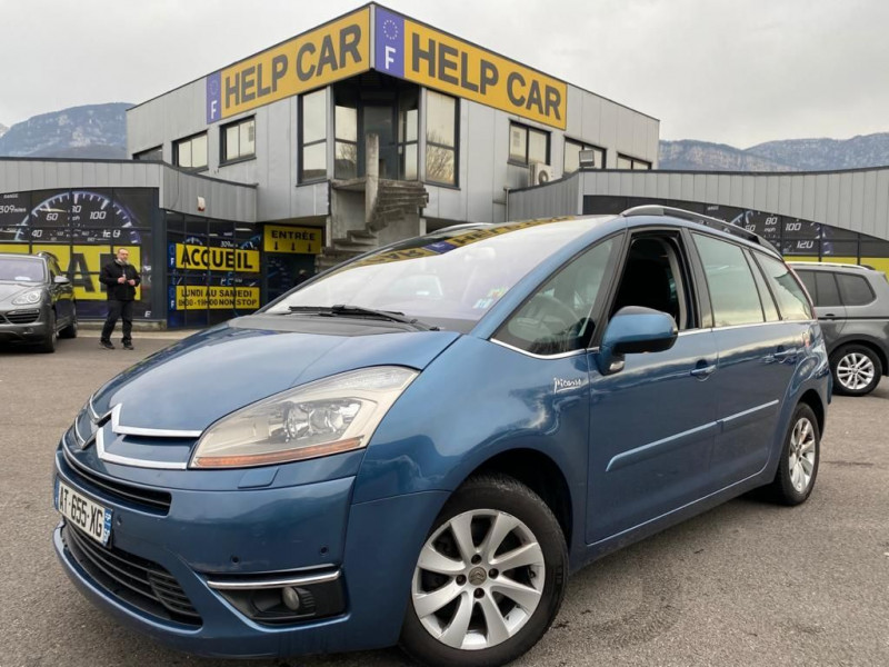 Photo 1 de l'offre de CITROEN GRAND C4 PICASSO 2.0 HDI138 FAP CONFORT BMP6 7PL à 4990€ chez Help car