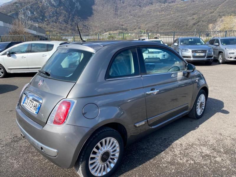 Photo 2 de l'offre de FIAT 500 1.2 8V 69CH LOUNGE à 7990€ chez Help car