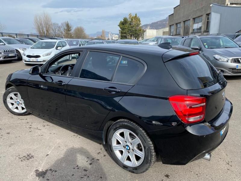 Photo 4 de l'offre de BMW SERIE 1 (F21/F20) 116DA 116CH LOUNGE PLUS 5P à 10990€ chez Help car