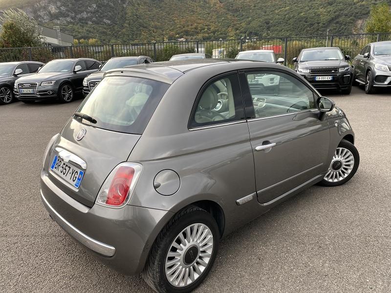 Photo 3 de l'offre de FIAT 500 0.9 8V TWINAIR 85CH S&S LOUNGE à 7990€ chez Help car