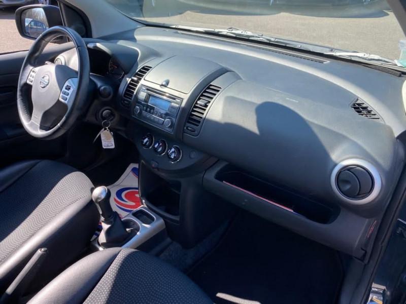 Photo 5 de l'offre de NISSAN NOTE 1.5 DCI 90CH FAP LIFE+ à 8490€ chez Help car