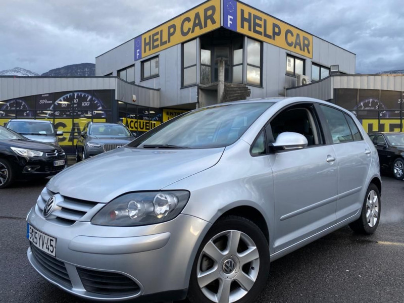 Volkswagen GOLF PLUS 1.9 TDI 105CH CONFORT Diesel GRIS C Occasion à vendre