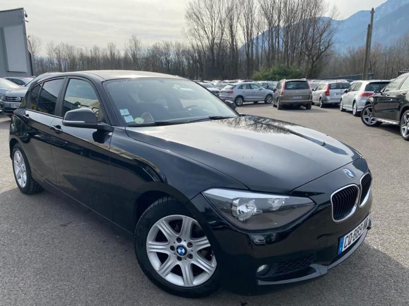 Photo 2 de l'offre de BMW SERIE 1 (F21/F20) 116DA 116CH LOUNGE PLUS 5P à 10990€ chez Help car