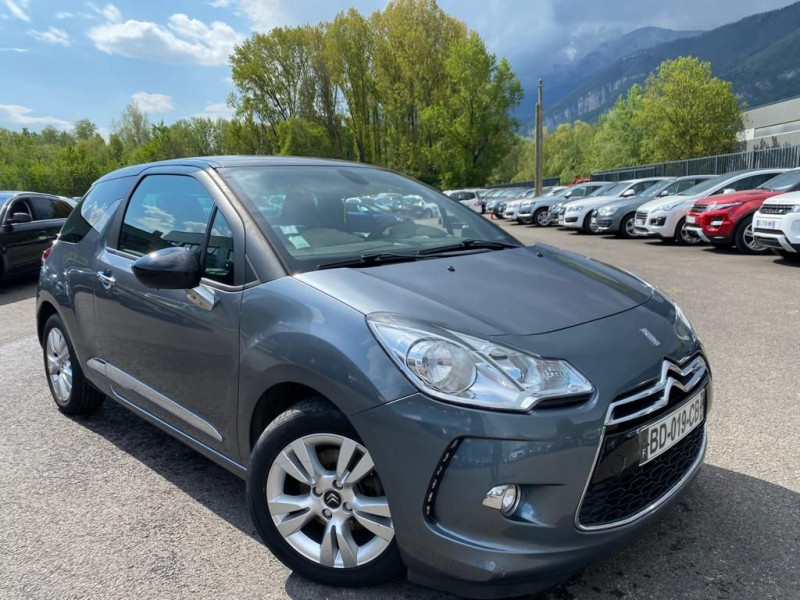 Photo 2 de l'offre de CITROEN DS3 1.6 VTI SO CHIC BA à 8990€ chez Help car