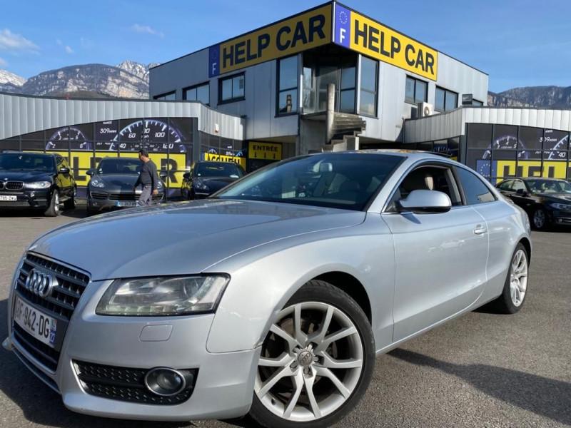 Audi A5 2.0 TDI 170CH DPF AMBITION LUXE QUATTRO Diesel GRIS Occasion à vendre