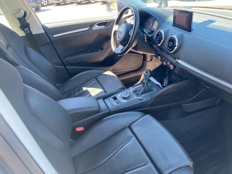 Photo 4 de l'offre de AUDI A3 SPORTBACK 2.0 TDI 150CH FAP AMBITION LUXE S TRONIC 6 à 16990€ chez Help car