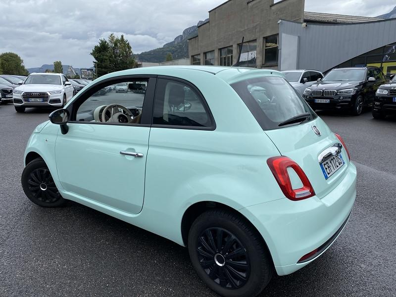 Photo 2 de l'offre de FIAT 500 1.2 8V 69CH POP à 11990€ chez Help car