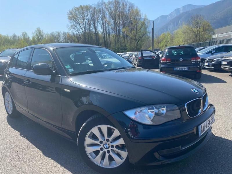 Photo 2 de l'offre de BMW SERIE 1 (E81/E87) 118D 143CH CONFORT 5P à 6990€ chez Help car
