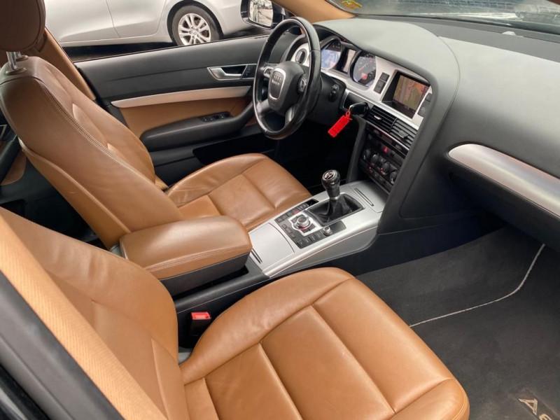 Photo 2 de l'offre de AUDI A6 2.0 TDI 136CH DPF AMBITION LUXE à 8990€ chez Help car