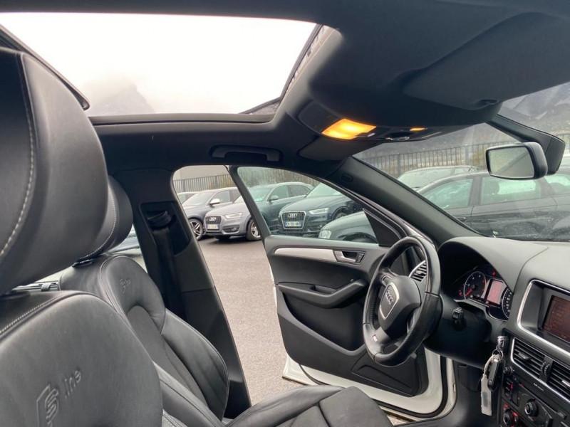 Photo 6 de l'offre de AUDI Q5 2.0 TDI 170CH FAP START/STOP S LINE QUATTRO à 16990€ chez Help car