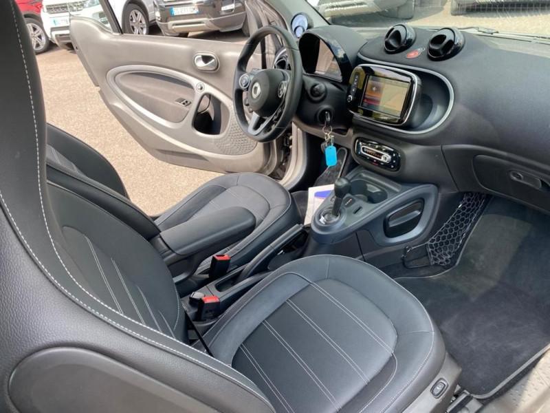 Photo 4 de l'offre de SMART FORTWO COUPE ELECTRIQUE 82CH PRIME à 16490€ chez Help car