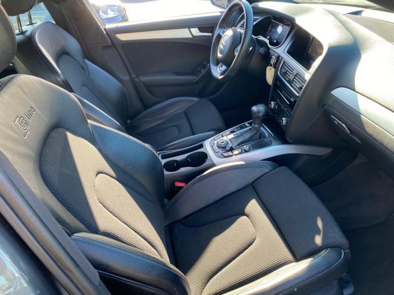 Photo 5 de l'offre de AUDI A4 AVANT 2.0 TDI 150CH DPF S LINE MULTITRONIC à 13490€ chez Help car