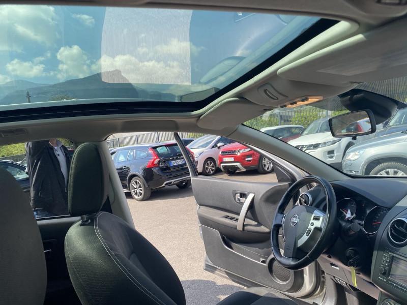 Photo 4 de l'offre de NISSAN QASHQAI 1.6 DCI 130CH FAP STOP&START CONNECT EDITION à 7990€ chez Help car