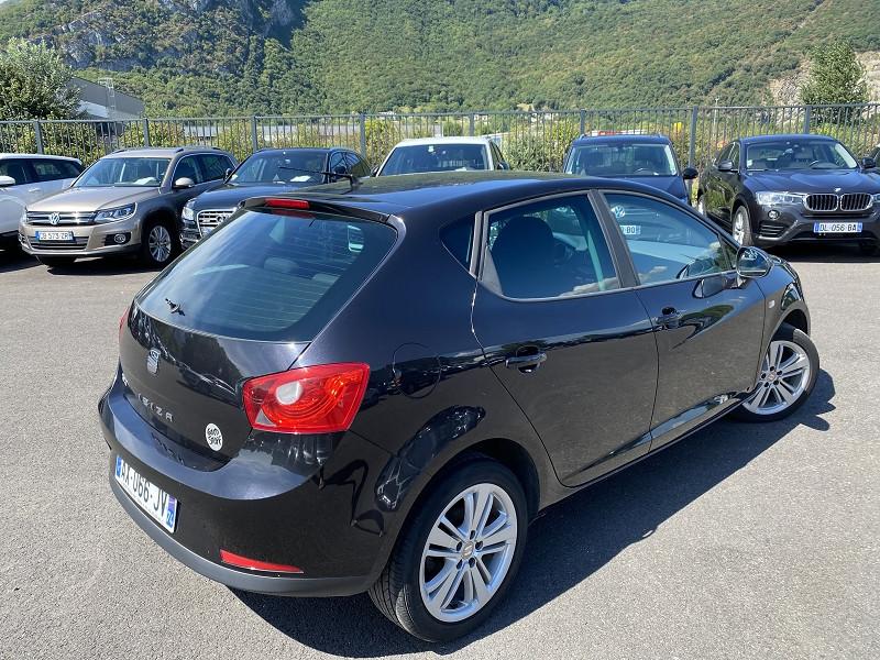 Photo 4 de l'offre de SEAT IBIZA 1.6 TDI90 FAP 5P à 6990€ chez Help car