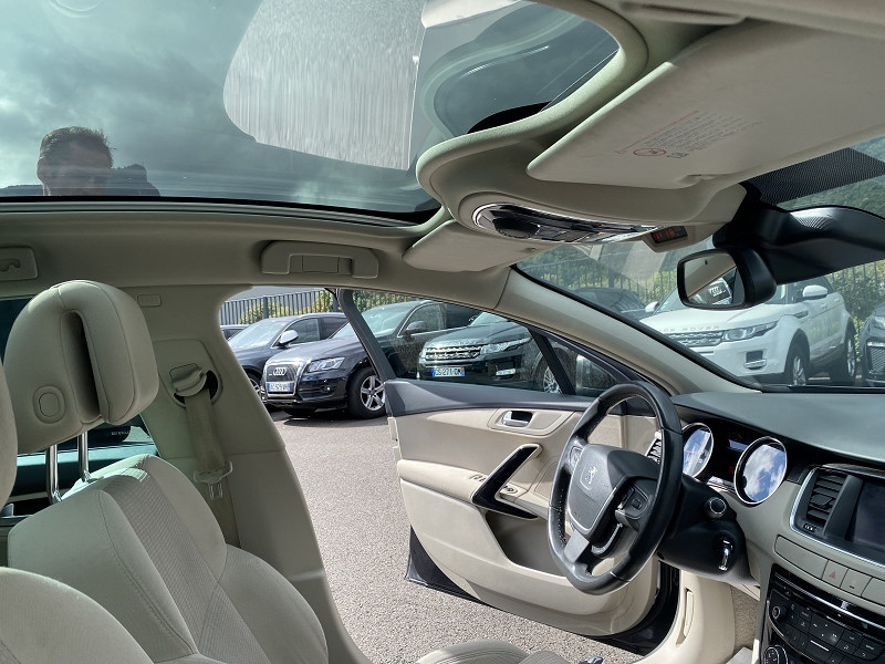 Photo 4 de l'offre de PEUGEOT 508 SW 2.0 HDI140 FAP ACTIVE à 7490€ chez Help car