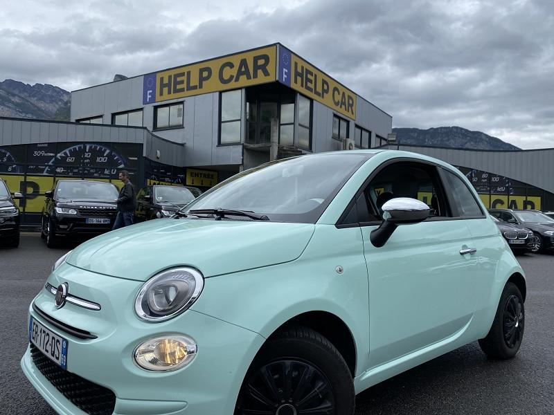 Photo 1 de l'offre de FIAT 500 1.2 8V 69CH POP à 11990€ chez Help car