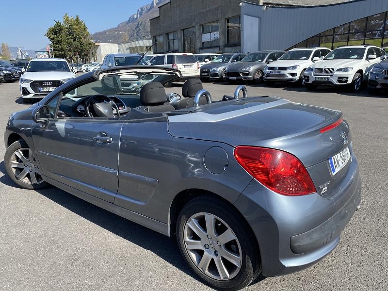 Photo 3 de l'offre de PEUGEOT 207 CC 1.6 HDI110 FAP SPORT à 5990€ chez Help car