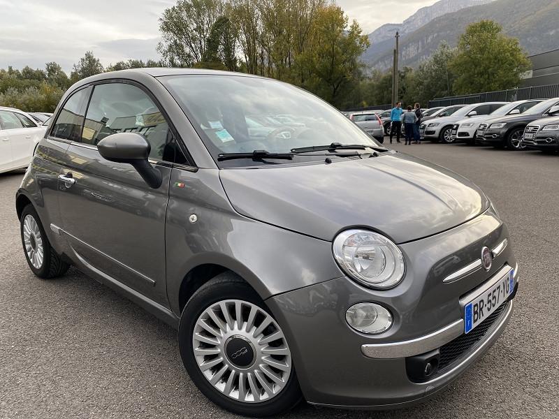 Photo 2 de l'offre de FIAT 500 0.9 8V TWINAIR 85CH S&S LOUNGE à 7990€ chez Help car