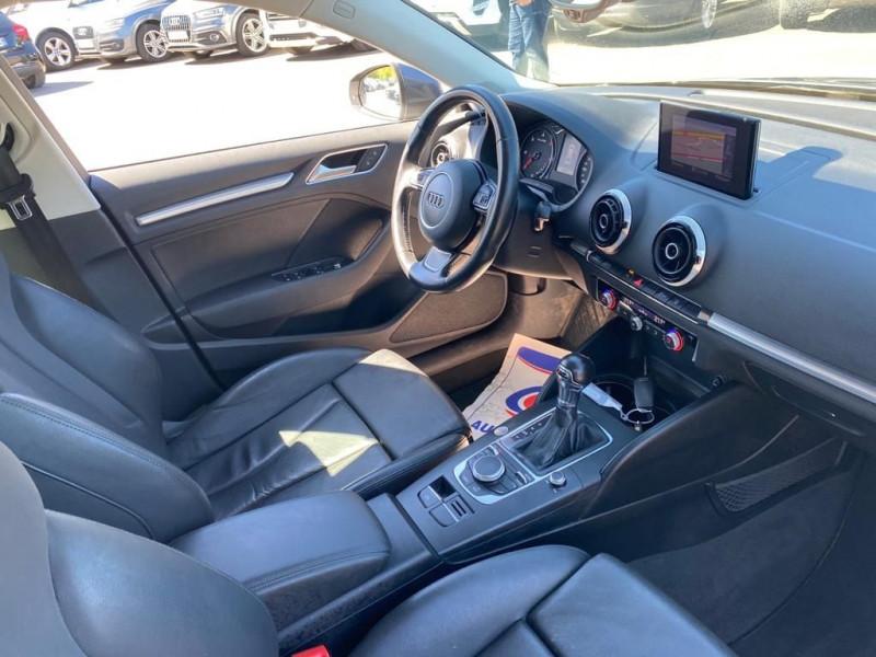 Photo 5 de l'offre de AUDI A3 SPORTBACK 2.0 TDI 150CH FAP AMBITION LUXE S TRONIC 6 à 16990€ chez Help car