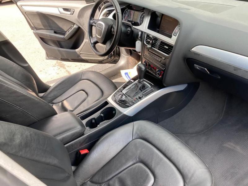 Photo 4 de l'offre de AUDI A4 AVANT 2.0 TDI 143CH DPF AMBITION LUXE MULTITRONIC à 8490€ chez Help car