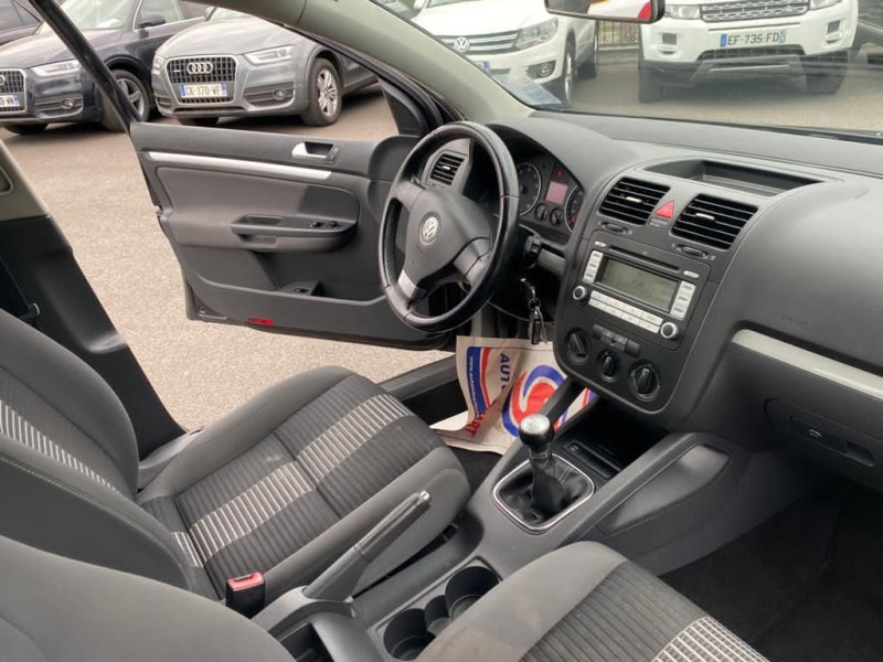 Photo 3 de l'offre de VOLKSWAGEN GOLF V 1.4 80CH UNITED 5P à 3990€ chez Help car