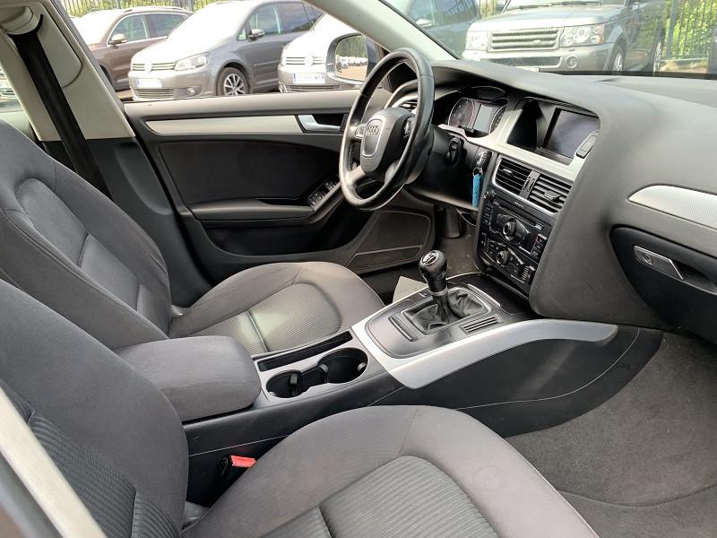 Photo 4 de l'offre de AUDI A4 AVANT 2.0 TDI 143CH CONFORT à 9490€ chez Help car
