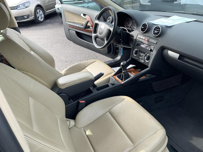 Photo 3 de l'offre de AUDI A3 2.0 FSI 150CH AMBITION 3P à 6990€ chez Help car