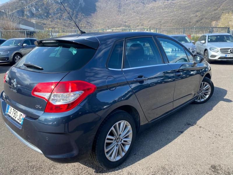 Photo 3 de l'offre de CITROEN C4 1.6 E-HDI110 FAP EXCLUSIVE  5P à 5990€ chez Help car
