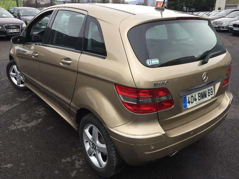 Photo 4 de l'offre de MERCEDES-BENZ CLASSE B (T245) 180 CDI à 7990€ chez Help car