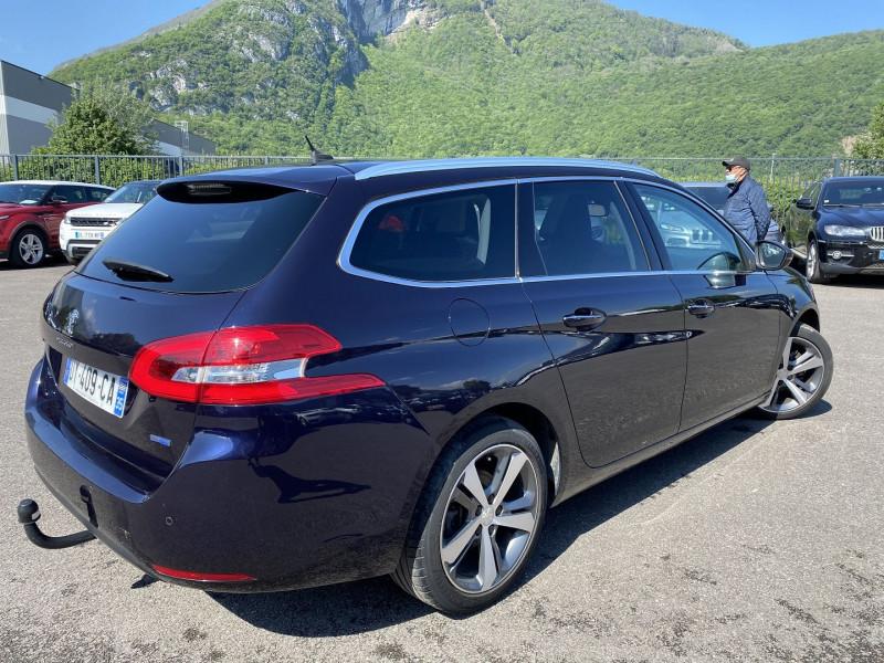 Photo 4 de l'offre de PEUGEOT 308 SW 1.6 BLUEHDI 120CH GT LINE S&S EAT6 à 13490€ chez Help car