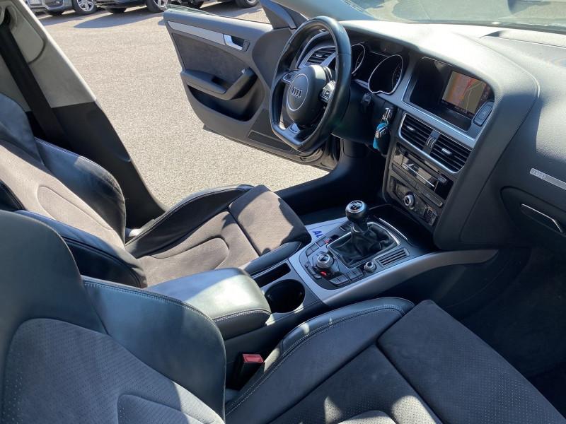 Photo 5 de l'offre de AUDI A5 SPORTBACK 2.0 TDI 177CH S LINE à 15990€ chez Help car