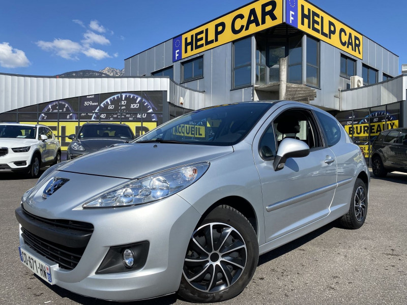 Peugeot 207+ 1.4 HDI 3P Diesel GRIS C Occasion à vendre