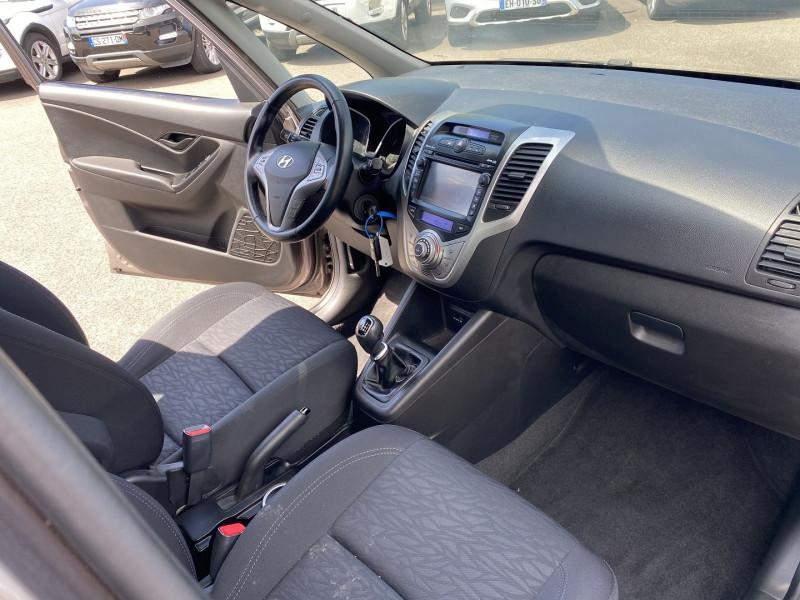 Photo 4 de l'offre de HYUNDAI IX20 1.6 CRDI115 PACK BUSINESS BLUE DRIVE à 7990€ chez Help car