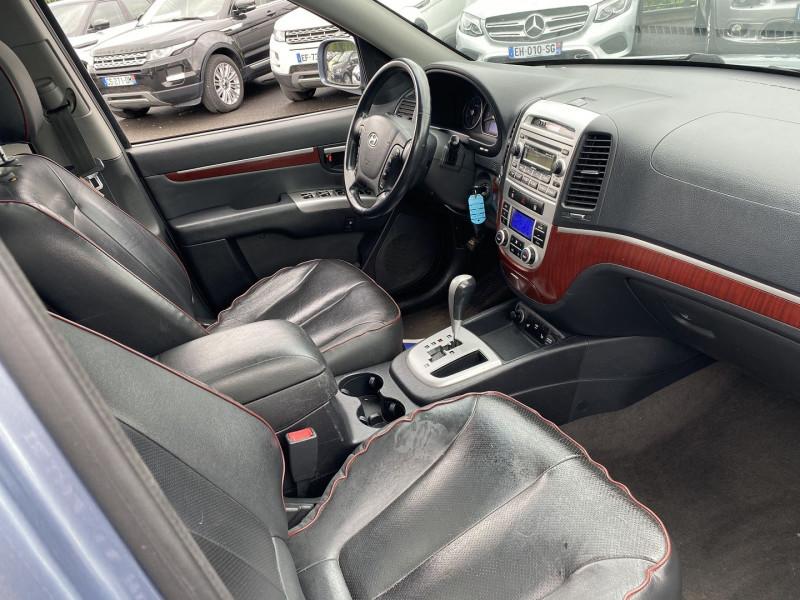 Photo 3 de l'offre de HYUNDAI SANTA FE 2.2 CRDI155 PK EXEC BA 4X4 à 6990€ chez Help car