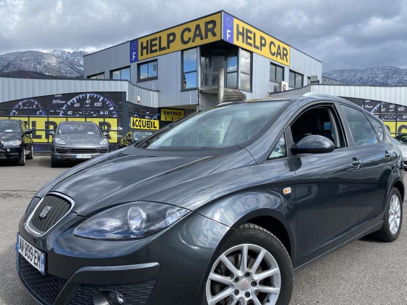 Seat ALTEA XL 1.6 TDI105 FAP REFERENCE E-ECOMOTIVE Diesel GRIS Occasion à vendre