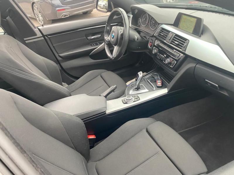 Photo 3 de l'offre de BMW SERIE 4 GRAN COUPE (F36) 418DA 150CH M SPORT à 23490€ chez Help car