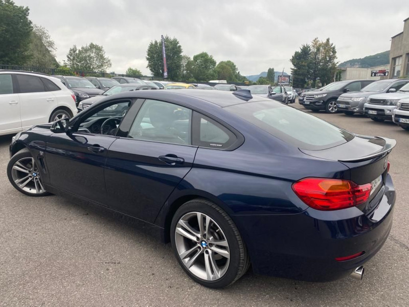 Photo 2 de l'offre de BMW SERIE 4 GRAN COUPE (F36) 418DA 150CH M SPORT à 23490€ chez Help car