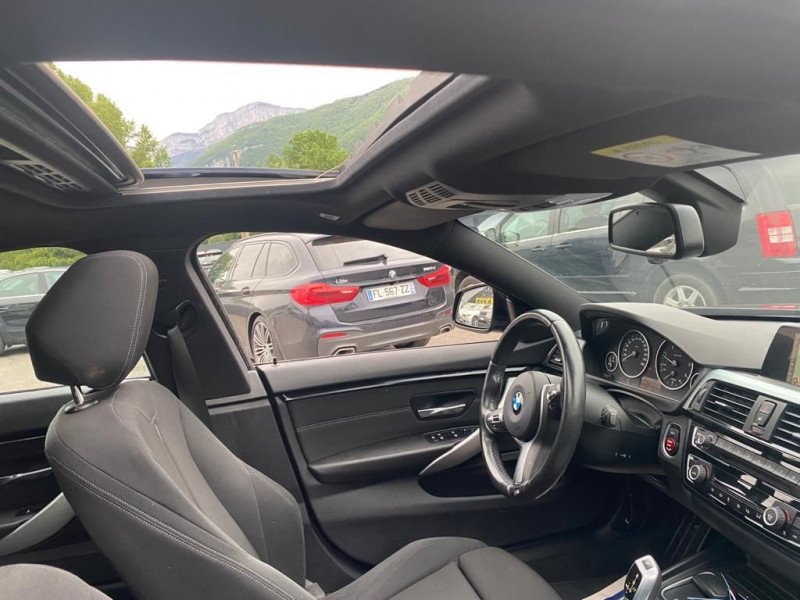 Photo 4 de l'offre de BMW SERIE 4 GRAN COUPE (F36) 418DA 150CH M SPORT à 23490€ chez Help car