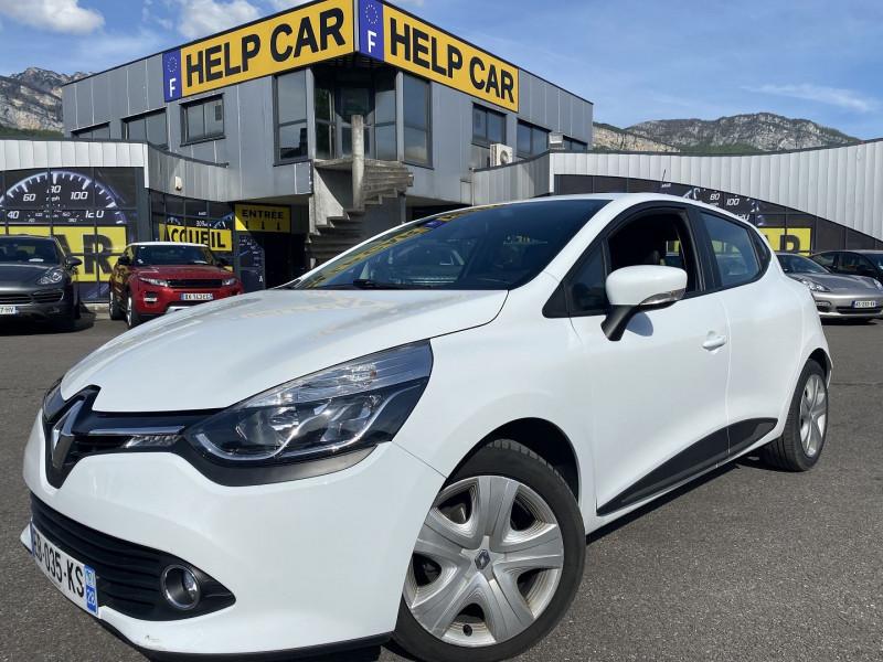 Renault CLIO IV 1.5 DCI 90CH ENERGY BUSINESS ECO² EURO6 82G 2015 Diesel BLANC Occasion à vendre