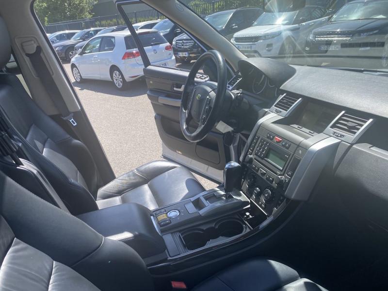 Photo 5 de l'offre de LAND-ROVER RANGE ROVER TDV8 HSE à 15990€ chez Help car