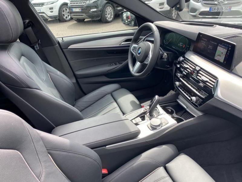 Photo 5 de l'offre de BMW SERIE 5 TOURING (G31) 520DA XDRIVE 190CH SPORT STEPTRONIC EURO6C à 46990€ chez Help car