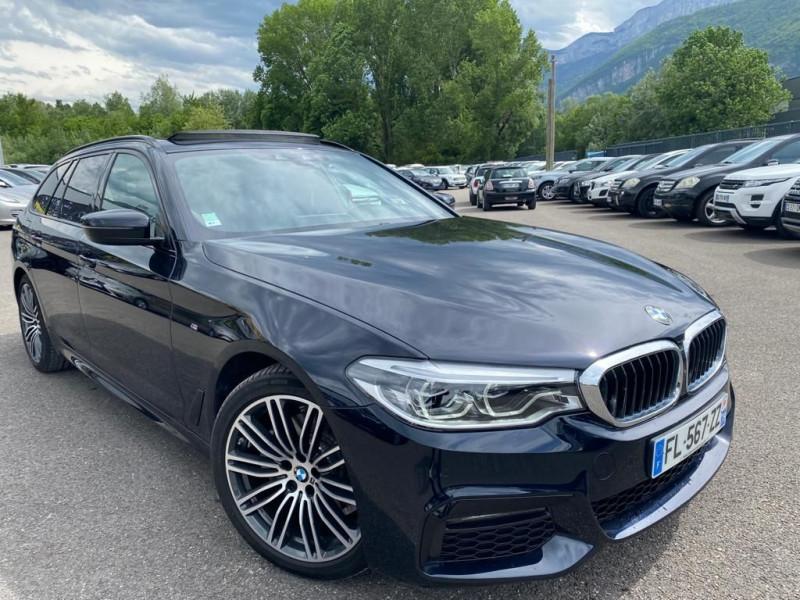 Photo 2 de l'offre de BMW SERIE 5 TOURING (G31) 520DA XDRIVE 190CH SPORT STEPTRONIC EURO6C à 46990€ chez Help car