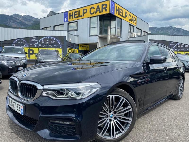 Photo 1 de l'offre de BMW SERIE 5 TOURING (G31) 520DA XDRIVE 190CH SPORT STEPTRONIC EURO6C à 46990€ chez Help car