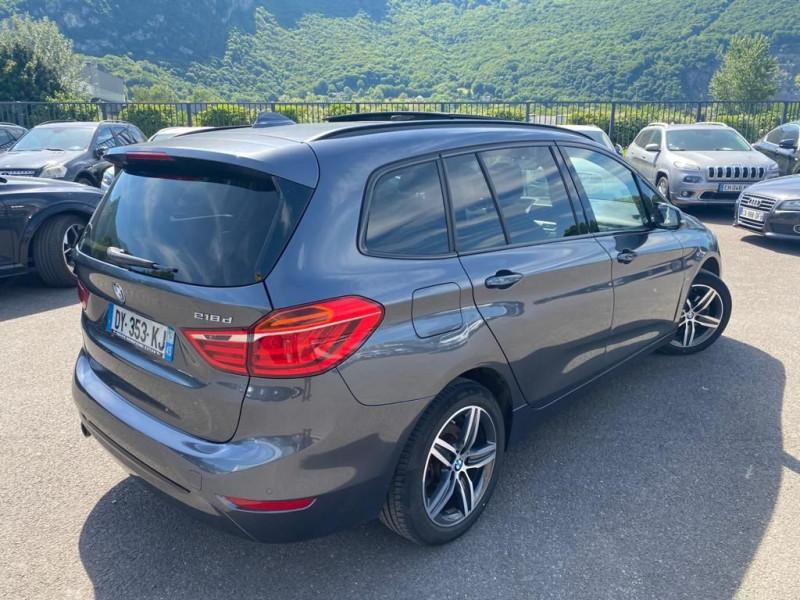 Photo 3 de l'offre de BMW SERIE 2 GRAN TOURER (F46) 218DA 150CH SPORT 7 PLACES à 18490€ chez Help car