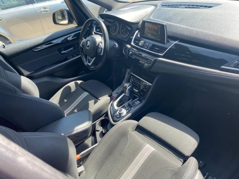 Photo 4 de l'offre de BMW SERIE 2 GRAN TOURER (F46) 218DA 150CH SPORT 7 PLACES à 18490€ chez Help car