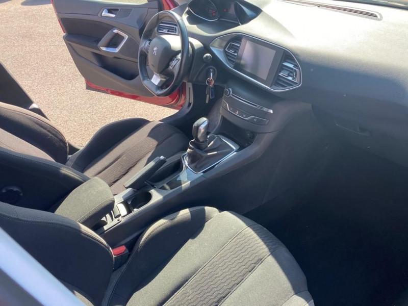 Photo 4 de l'offre de PEUGEOT 308 1.6 BLUEHDI 100CH STYLE S&S 5P à 13490€ chez Help car