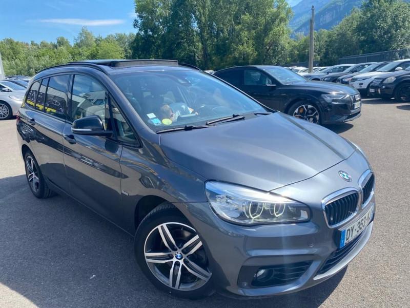 Photo 2 de l'offre de BMW SERIE 2 GRAN TOURER (F46) 218DA 150CH SPORT 7 PLACES à 18490€ chez Help car