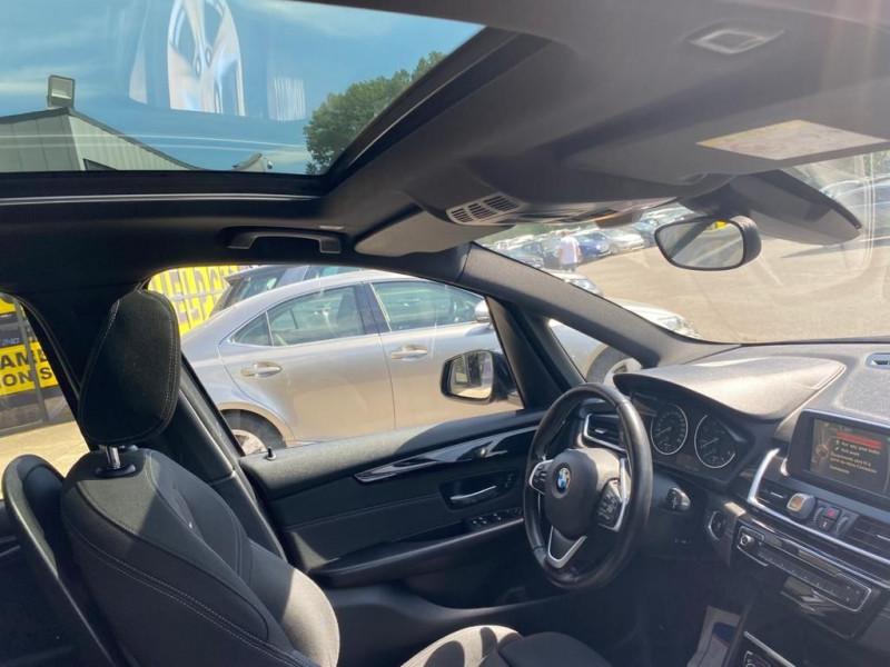 Photo 5 de l'offre de BMW SERIE 2 GRAN TOURER (F46) 218DA 150CH SPORT 7 PLACES à 18490€ chez Help car