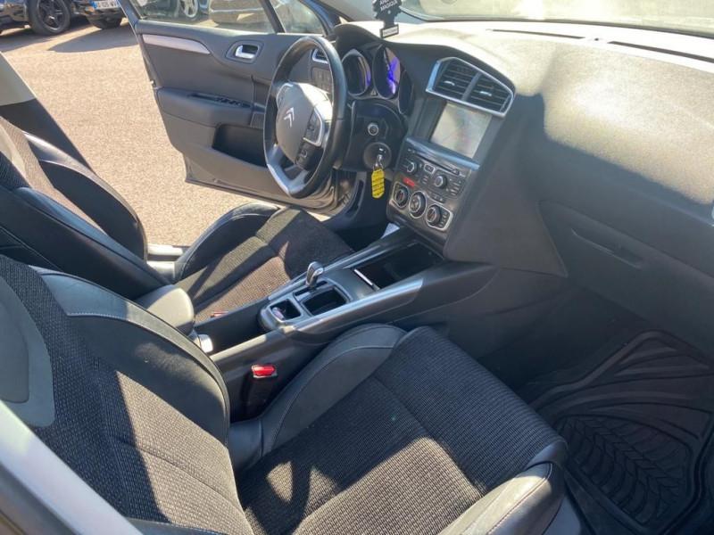 Photo 4 de l'offre de CITROEN C4 1.6 E-HDI 115 FAP EXCLUSIVE + BMP6 à 9490€ chez Help car