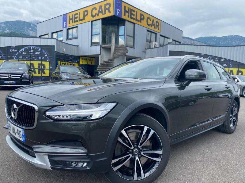 Volvo V90 CROSS COUNTRY D4 AWD 190CH GEARTRONIC Diesel ANTHRACITE Occasion à vendre